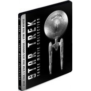 Star Trek Three-Movie Collection (3-Disc) (Steelbook Limited Edition) (Hong Kong)