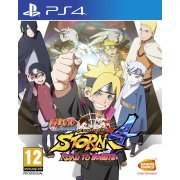 Naruto Shippuden: Ultimate Ninja Storm 4 - Road to Boruto (Europe)