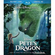 Pete's Dragon [Blu-ray+DVD+Digital HD] (US)