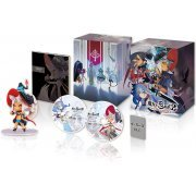 Majo to Hyakkihei 2 [Limited Edition Famitsu DX Pack 3D Crystal Set] (Japan)