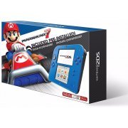 Nintendo 2DS Mario Kart 7 Bundle (Electric Blue 2) (US)