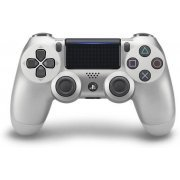 New DualShock 4 CUH-ZCT2 Series (Silver) (Japan)