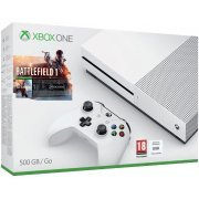Xbox One S Battlefield 1 Bundle (500GB Console) (Europe)