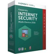 Kaspersky Internet Security Multi-Device 2016, 1 Year, 4 PC (Europe)