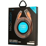 Energea NyloTough Lightning Cable 1.5m (Orange)
