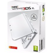 New Nintendo 3DS XL [Pearl White] (Europe)