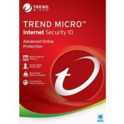 Trend Micro Internet Security 2016, 1 Year, 1 PC (Region Free)