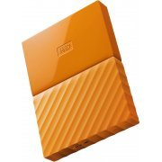 Western Digital My Passport Portable 1TB, USB 3.0 (Orange)