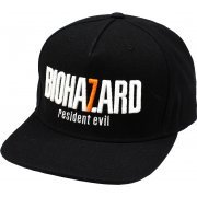 Biohazard 7 Baseball Cap Black (Japan)