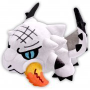 Monster Hunter XX Monster Plush: Barioth (Japan)
