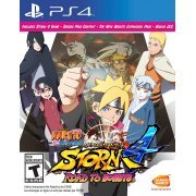 Naruto Shippuden: Ultimate Ninja Storm 4 - Road to Boruto (US)