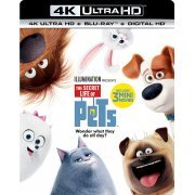 The Secret Life Of Pets [4K Ultra HD Blu-ray] (US)