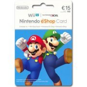 Nintendo eShop 15 EUR Card German (Germany)
