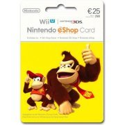 Nintendo eShop 25 EUR Card German (Germany)