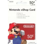 Nintendo eShop 50 EUR Card German (Germany)
