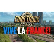 Euro Truck Simulator 2: Vive la France! [DLC] (Steam) steam (Region Free)