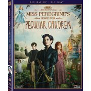 Miss Peregrine's Home for Peculiar Children 3D (Hong Kong)