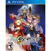 Fate/Extella: The Umbral Star (English) (Asia)