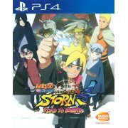 Naruto Shippuden: Ultimate Ninja Storm 4 Road To Boruto (English) (Asia)