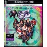 Suicide Squad - Extended Cut (4K UHD+BD) (2-Disc) (Hong Kong)