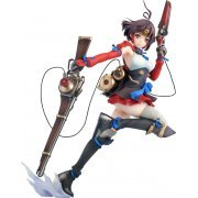 Hdge Technical Statue No. 17 Kabaneri of the Iron Fortress: Mumei Haruhiko Mikimoto Complete Supervision Ver. (Japan)