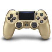 New DualShock 4 CUH-ZCT2 Series (Gold) (Asia)