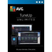 AVG TuneUp 2017, Unlimited Devices, 1 Year (Region Free)