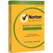 Norton Security Standard 2017, 1 Year, 3 PC (Europe)