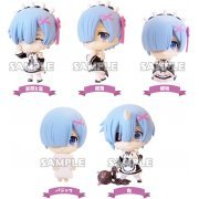 Re:Zero kara Hajimeru Isekai Seikatsu Rem ga Ippai Collection Figure (Set of 6 pieces) (Japan)