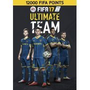 FIFA 17 - 12000 FUT Points (Origin)  origin (Region Free)