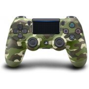 New DualShock 4 CUH-ZCT2 Series (Green Camouflage) (Japan)