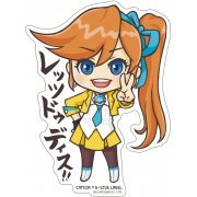 CAPCOM x B-SIDE Label Ace Attorney Sticker: Kizuki (Japan)
