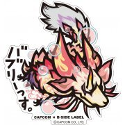 CAPCOM x B-SIDE Label Monster Hunter XX Sticker: Bubblyssu (Japan)