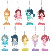 Nendoroid Plus Trading Rubber Straps Love Live! Sunshine!!: Koi ni Naritai Aquarium Ver. (Set of 9 pieces) (Japan)