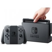 Nintendo Switch (Gray) (Asia)