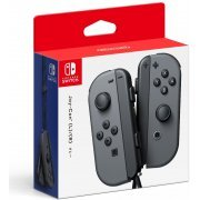 Nintendo Switch Joy-Con Controllers (Gray) (Japan)
