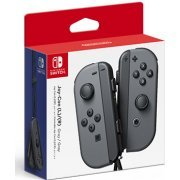 Nintendo Switch Joy-Con Controllers (Grey) (Europe)