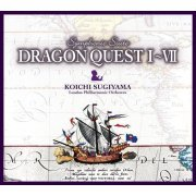 Symphonic Suite Dragon Quest I-VII [Limited Edition] (Japan)