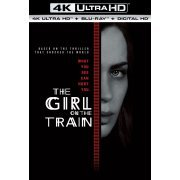 The Girl on the Train [4K Ultra HD Blu-ray] (US)