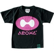 Splatoon - Ikanome T-shirt Black - Kids Size 100cm (Japan)