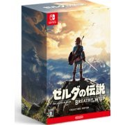 The Legend of Zelda: Breath of the Wild [Collector's Edition] (Japan)