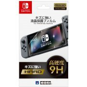 Extra Hard Screen Protector for Nintendo Switch (Japan)