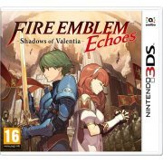 Fire Emblem Echoes: Shadows of Valentia (Europe)
