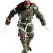 Teenage Mutant Ninja Turtles Out of the Shadows 1/6 Scale Collectible Figure: Raphael (Japan)