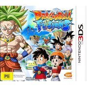 Dragon Ball Fusions (Australia)