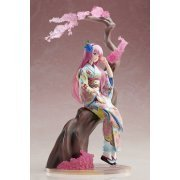 Vocaloid 1/8 Scale Pre-Painted Figure: Megurine Luka -Hanairogoromo- (Japan)