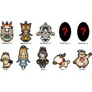 Monster Hunter XX Solid Rubber Mascot Collection (Set of 10 pieces) (Japan)