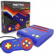 RetroDuo SNES & NES 2 in 1 System (Limited Mascot Edition)