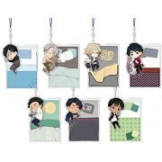 Yuri!!! on Ice Acrylic Strap (Set of 7 pieces) (Japan)