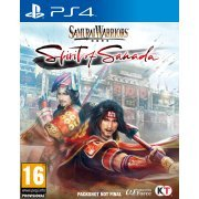 Samurai Warriors: Spirit of Sanada (Europe)